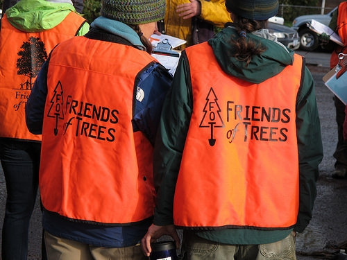 Crew Leader vests
